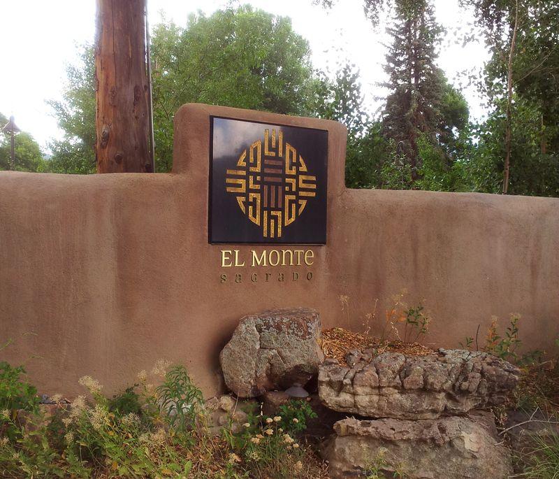 Taos - el monte sagrado
